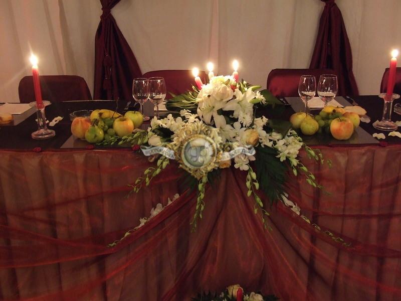 Aranjamente Florale Buonavista Catering Banquetingbuonavista